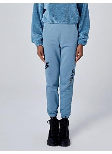 Huxel Pantolon Mavi